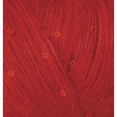 ANGORA GOLD STAR 106 красный