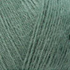 Angora luks 01631 зеленый цвет миндаля