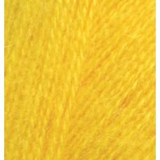 Angora Real 40 216 желтый