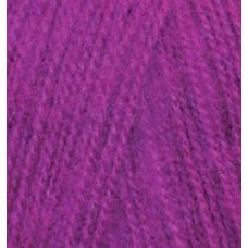Angora Real 40 230 темная фуксия