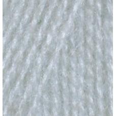 Angora real 40 plus 21 светло-серый