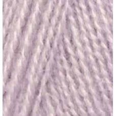 Angora real 40 plus 365 лиловый