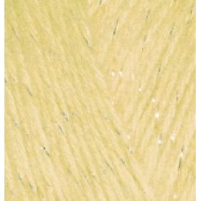 Angora gold simli 219 светло-желтый