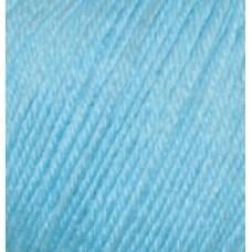 Baby wool 128 морская вода
