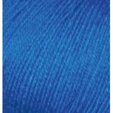 Baby wool 141 василек