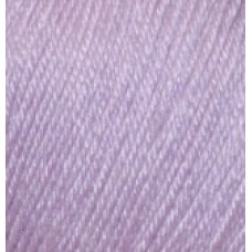 Baby wool 146 лиловый