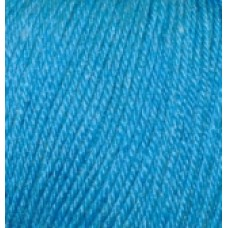 Baby wool 245 бирюзовый