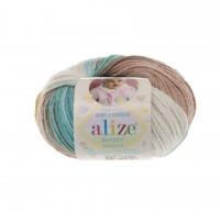 Baby wool batik  660руб за уп