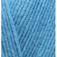 COTTON GOLD 236 синий электрик
