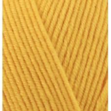 Cotton gold hobby 216 темно-желтый