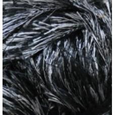 DECOFUR 1378 черный с белым