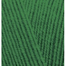 Lana gold fine 118 темно-зеленый