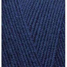 Lana gold 800 58 темно – синий