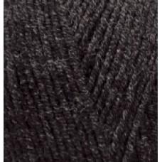 Lana gold 151 темно серый меланж