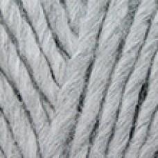 Mohair delicate bulky 195 светло-серый мулине