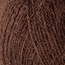 Mohair delicate 1182 коричневый цвет