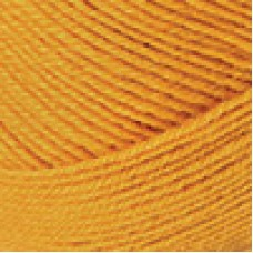 Pure wool 3.5 10429 горчичный