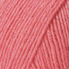 Pure wool sock 10313 коралловый