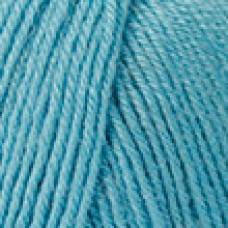 Pure wool sock 10608 бирюзовый