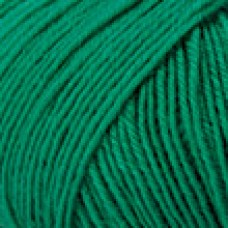 Pure wool sock 11219 изумрудный