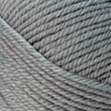 Pure wool 11207 серебристо-серый