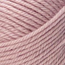 Pure wool 10528 розоватая пудра