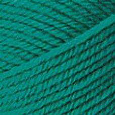 Pure wool 10327 зеленовато-петрольный
