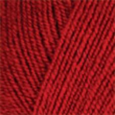 Super inci narin 01175 темно-красный цвет
