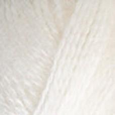 Super mohair 208 белый