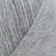 Super mohair 195 светло-серый мулине