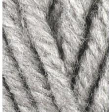 Superlana megafil 21 серый меланж