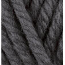 Superlana megafil 196 темно-серый меланж