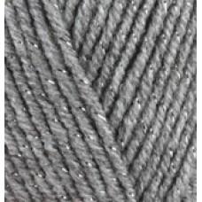 Superlana midi lux 21 серый меланж