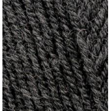 Superlana maxi 196 темно-серый меланж