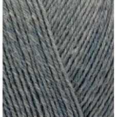 Superwash (100) 182 средне-серый меланж